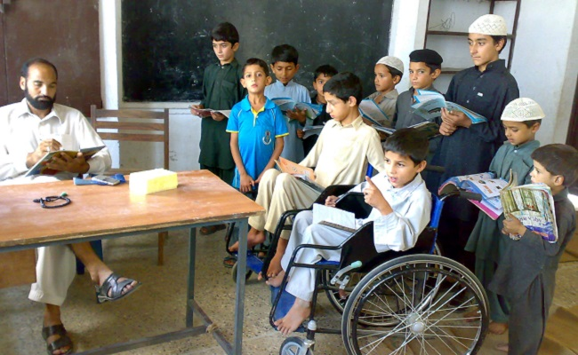 Education Should Be Inclusive For All Including Disabled
