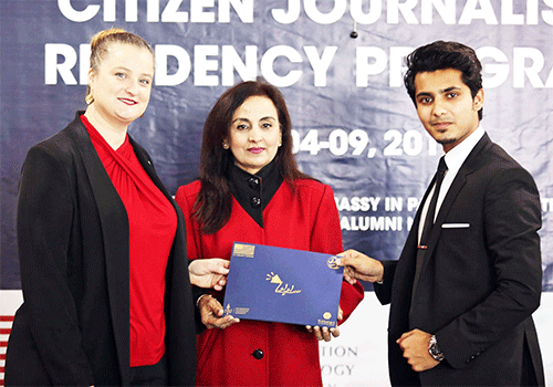 30 Young Emerging Change-Makers Awarded as Citizen
